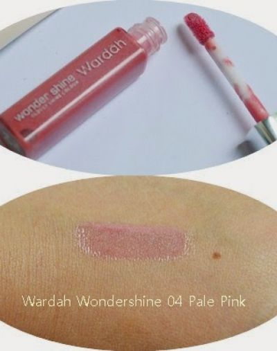 Wardah Wondershine Lip Gloss