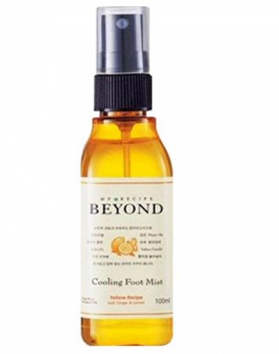Beyond Cooling Foot Mist 100ml