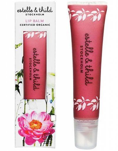 Estelle&Thild Lip Balm Raspberry Pink