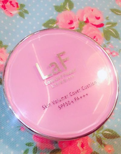 LaF-Lost and Found-London Skin Volumer Cover Cushion