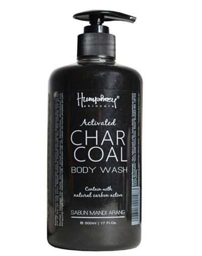 humphrey charcoal body skincare
