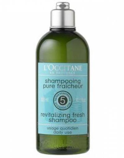 L'Occitane Revitalizing fresh shampoo