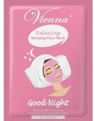 Vienna Relaxing Sleeping Face Mask