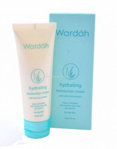 Hydrating Moisturizer Cream