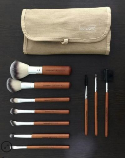 Mineral Botanica Brush Kit