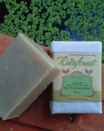 green mommy Green Mommy Soap Bar