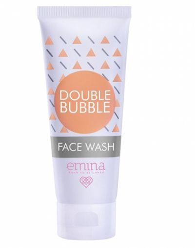 Double Bubble Face Wash