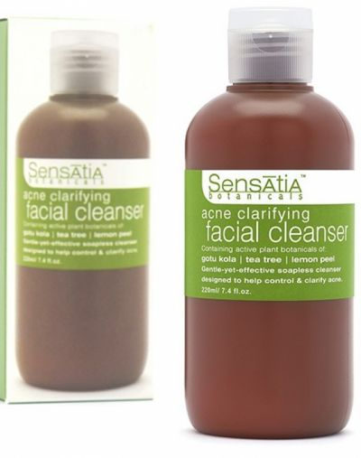 Acne Clarifying Facial Cleanser
