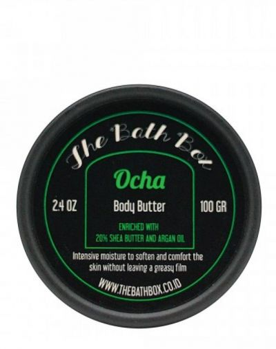 The Bath Box Body Butter