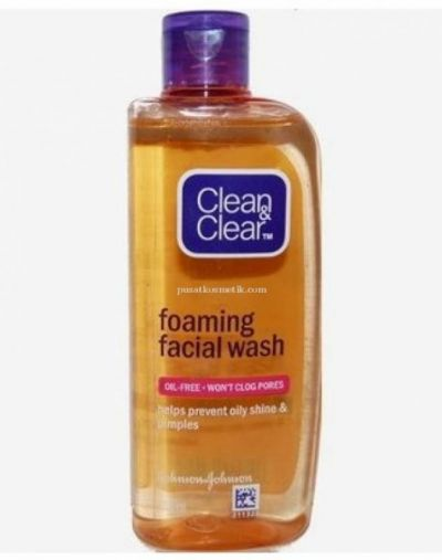 Foaming Facial Wash