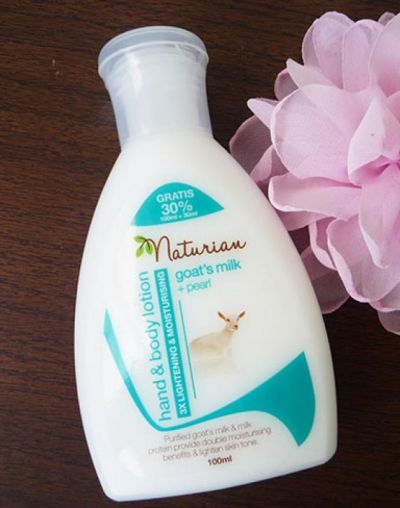 Naturian Hand and Body Lotion