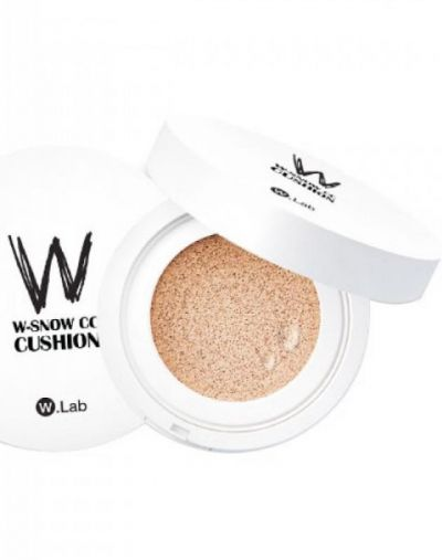 W Lab Snow CC Cushion