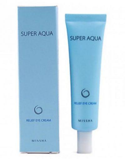 Missha Super Aqua - Relief Eye cream