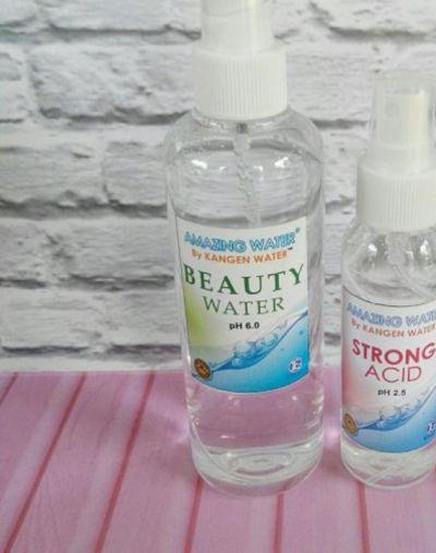 Kangen Water Beauty Water
