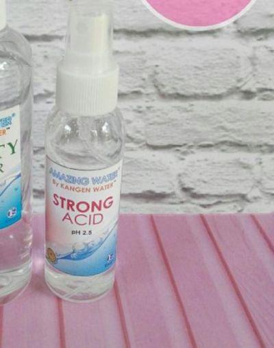 Kangen Water Stong acid