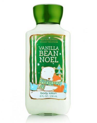 Bath and Body Works Vanilla Bean Noel Body Lotion