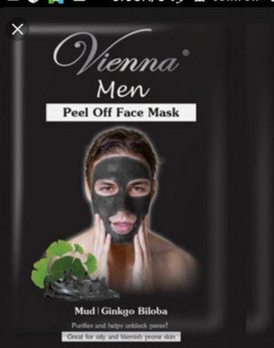 Vienna Peel Off Mask for Men