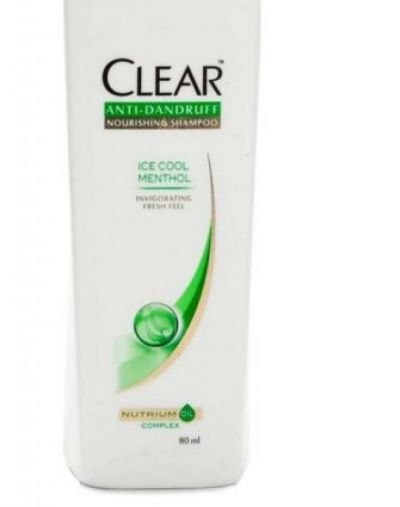 CLEAR Anti-Dandruff Nourishing Shampoo