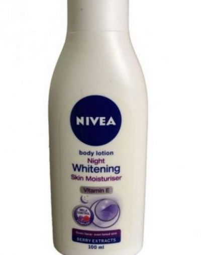 NIVEA Body Lotion Night Whitening