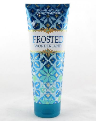 Bath and Body Works Frosted Wonderland Body Cream