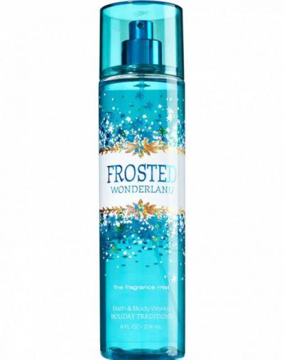 Bath and Body Works Frosted Wonderland Fine Fragrance Mist