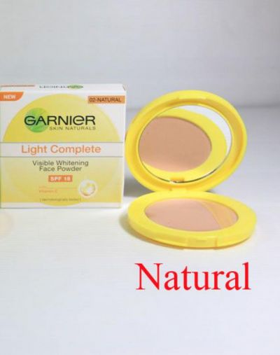 Light Complete face powder spf 15