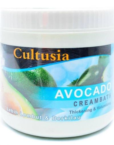 Cultusia Avocado Thickening & Volumizing