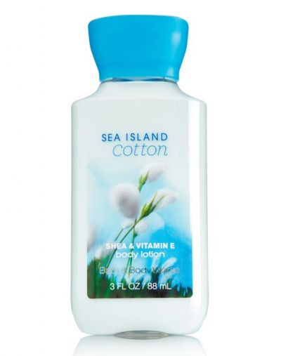 Bath and Body Works Sea Island Cotton Body Lotion