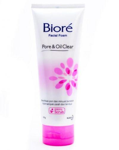 Biore Pure and Oil Clear