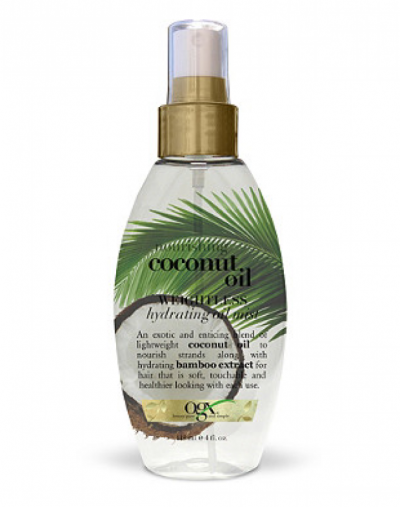 OGX Nourishing Coconut Oil Weightless Hydrating Oil Mist