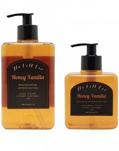 The Bath Box Honey Vanilla