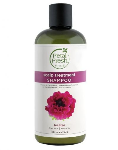 PETAL FRESH ORGANICS Tea Tree Scalp Treatment Shampoo