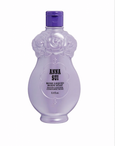 Anna Sui Rose Liquid Body Soap