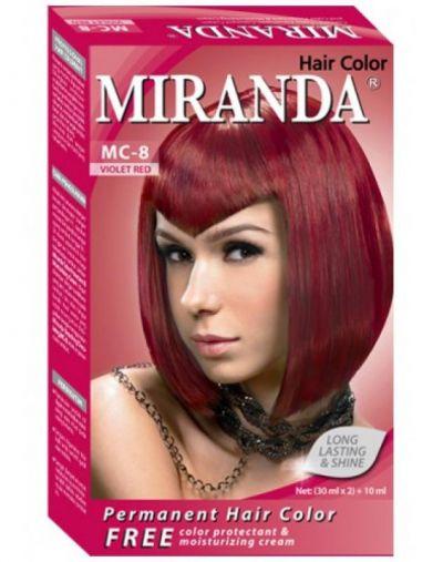 Miranda Hair Coloring