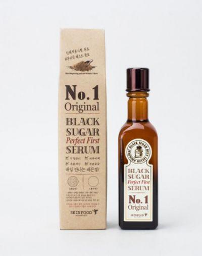 SKIN FOOD Black Sugar Perfect First Serum