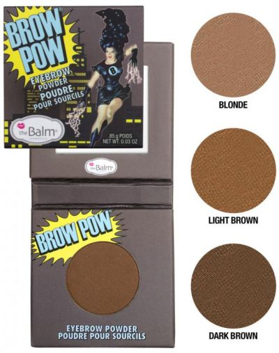 The Balm Brow Pow Eyebrow Powder