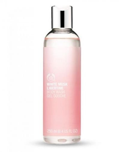 The Body Shop White Musk Libertine Body Wash