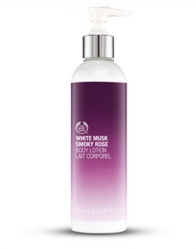 The Body Shop White Musk Smoky Rose Body Lotion