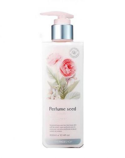 The Face Shop Perfume Seed Velvet Body Milk