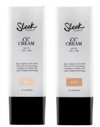 Sleek MakeUp Sleek CC Cream