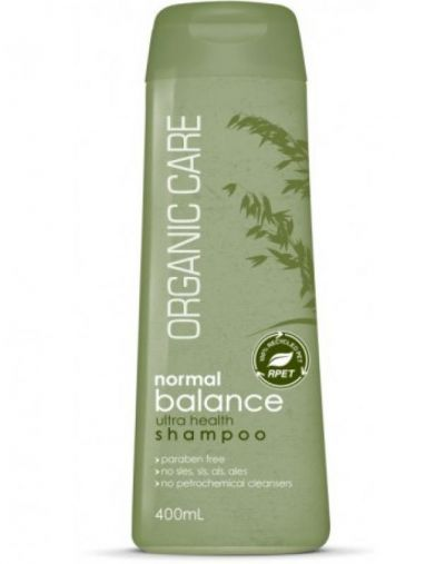 Natures Organics Organic Care Normal Balance Shampoo