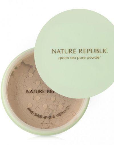 Nature Republic Green Tea Pore Powder