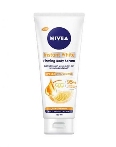 NIVEA Firming Body Serum Instant White