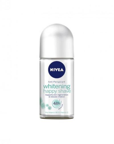 NIVEA Whitening Happy Shave Roll-On