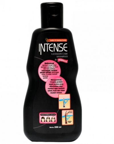 Intense ULTIMATE CARE SHAMPOO
