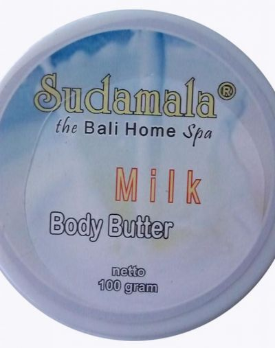 Sudamala Body Butter