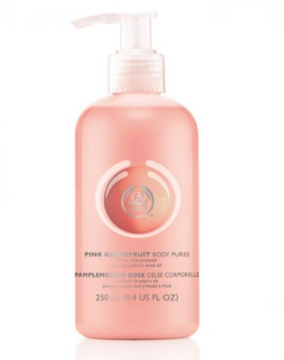 The Body Shop PINK GRAPEFRUIT BODY PUREE LOTION
