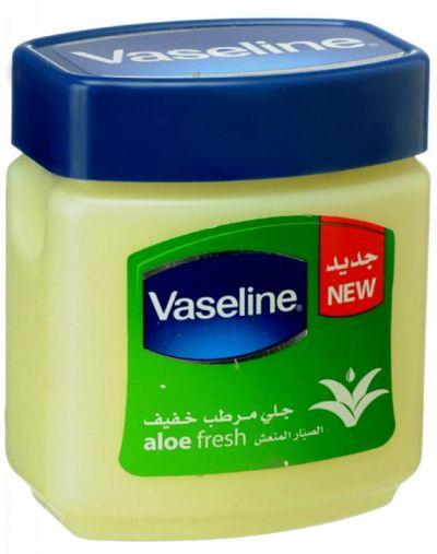 Vaseline PETROLEUM JELLY - ALOE FRESH
