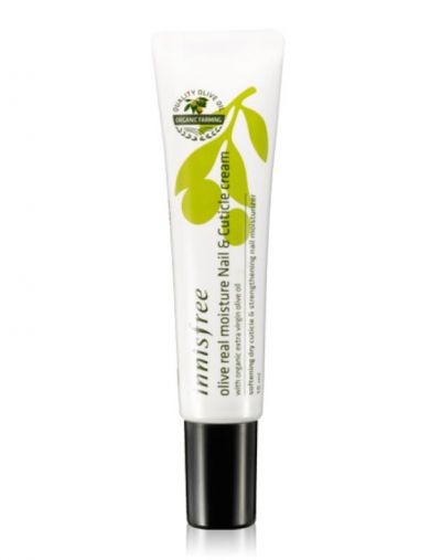 Innisfree Olive Real Moisture Nail & Cuticle Cream