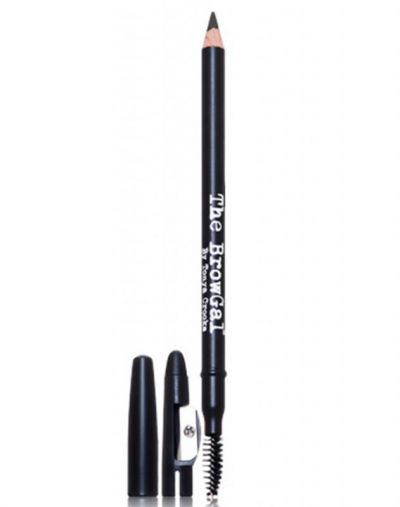 The BrowGal by Tonya Crooks Skinny Eyebrow Pencil